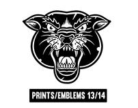 Prints / Emblems 13/14