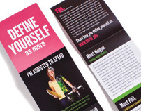 'Define Yourself' Campaign