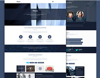 Freebie - Artica PSD Web Template