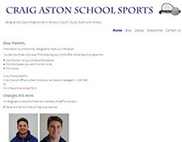 Craig Aston School Sports