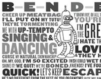 Futurama Quote Posters