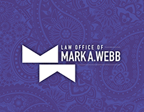 Law Office of Mark A. Webb Identity
