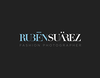 Rubén Suárez | Fashion Photographer