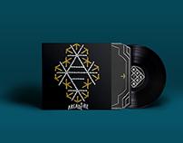 Arcade Fire CD Cover Design