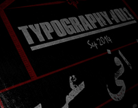 Typography Arabic VOL.1 - تيبوغرافى عربى 2014
