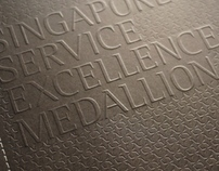 Singapore Service Excellent Medallion