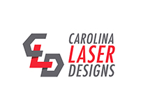Carolina Laser Design Logo & Website Design