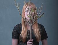 Trea  -  dead tree can grow in her hands