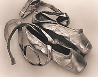 Just some ballet shoes