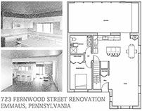 723 Fernwood Street - Residential Renovation