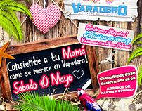 VARADERO, día de las Madres.