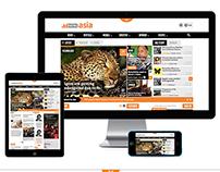 Digital Market Asia - Website Design