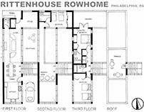 Rittenhouse Rowhome