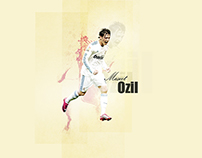 Mesut Ozil Old Wallpaper