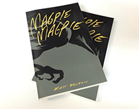 'Magpie, Magpie' comic book