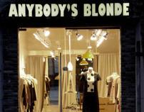Anybody is Blond, shop, Shanghai