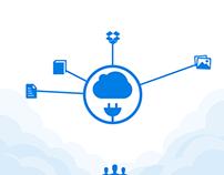 Cloud Connector App Icon