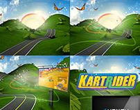 Nexon Kartrider Flash Animation (2008)