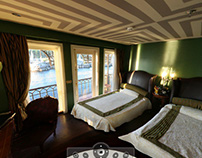 Misr Royal Steamer Virtual Tour by intodevelopment