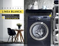 Linea Blanca - Saga Falabella