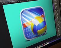 Vollyball App Icon