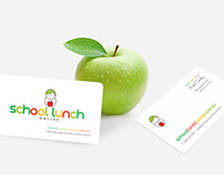 School Lunch Online Branding