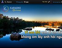Karaoke on Smart TV Samsung