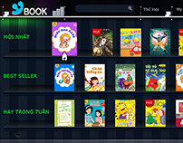App Ebook on Smart TV Samsung