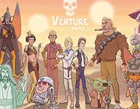 The Venture Bros/Star Wars Mashup