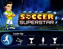 Game Football on Smart TV Samsung