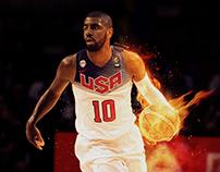 Kyrie Irving 'FIBA World Cup MVP'