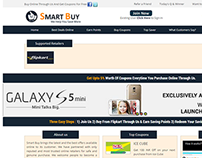 TheSmartbuy- Affiliate Website