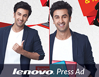 Lenovo Press ad