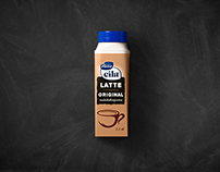 Valio Eila Latte –launch TVC