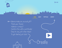 Unigift-Gift a Certificate to friend