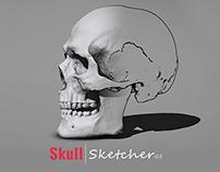 Free Skull Sketcher App