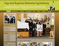 Nagyvárad Rogériuszi Református Gyülekezet Honlapja