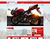 Rajpal Honda- 2wheeler Automobile Dealer