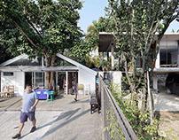 Mr. Khwanchai Suthamsao's house