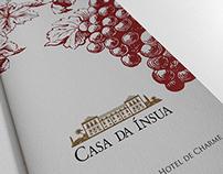 Wine Flyer, Casa da Ínsua