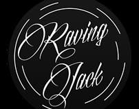 DJ Raving Jack Logo