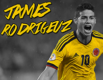 James Rodriguez Fan Art/Wallpaper 1080p