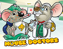 Kinder SURPRISE - Mouse Doctors