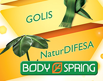 BODYSPRING - Golis & NaturDIFESA