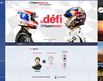 Hyperassur - Website