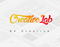 CreativeLab | Responsive Bootstrap Theme For Blog