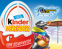 Kinder MERENDERO - Missione Talpa