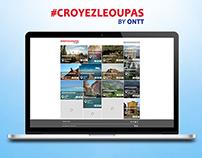 #Croyezleoupas