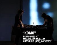 """markus mehr & stefanie sixt: """"KOMO"""""""