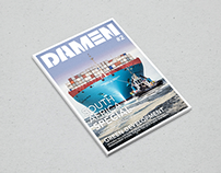 DAMEN Shipyards | Corporate magazine